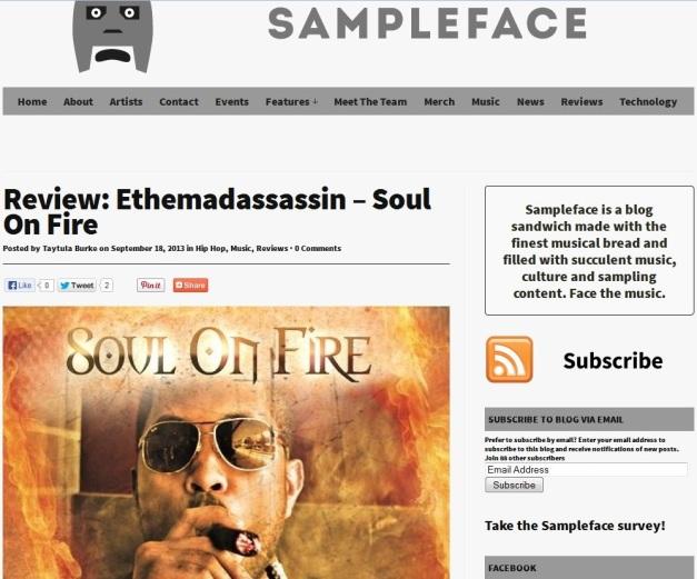 SoulonFire-SampleFace