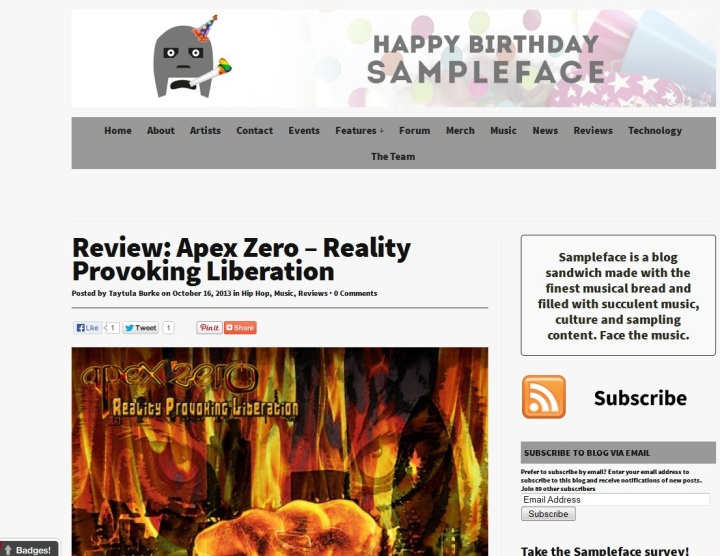 RPL-Sampleface