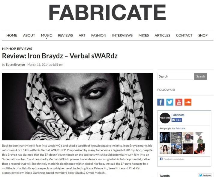 VerbalSwardz-Fabricate