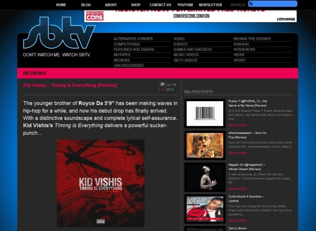 TimingIsEverything-SBTVReview