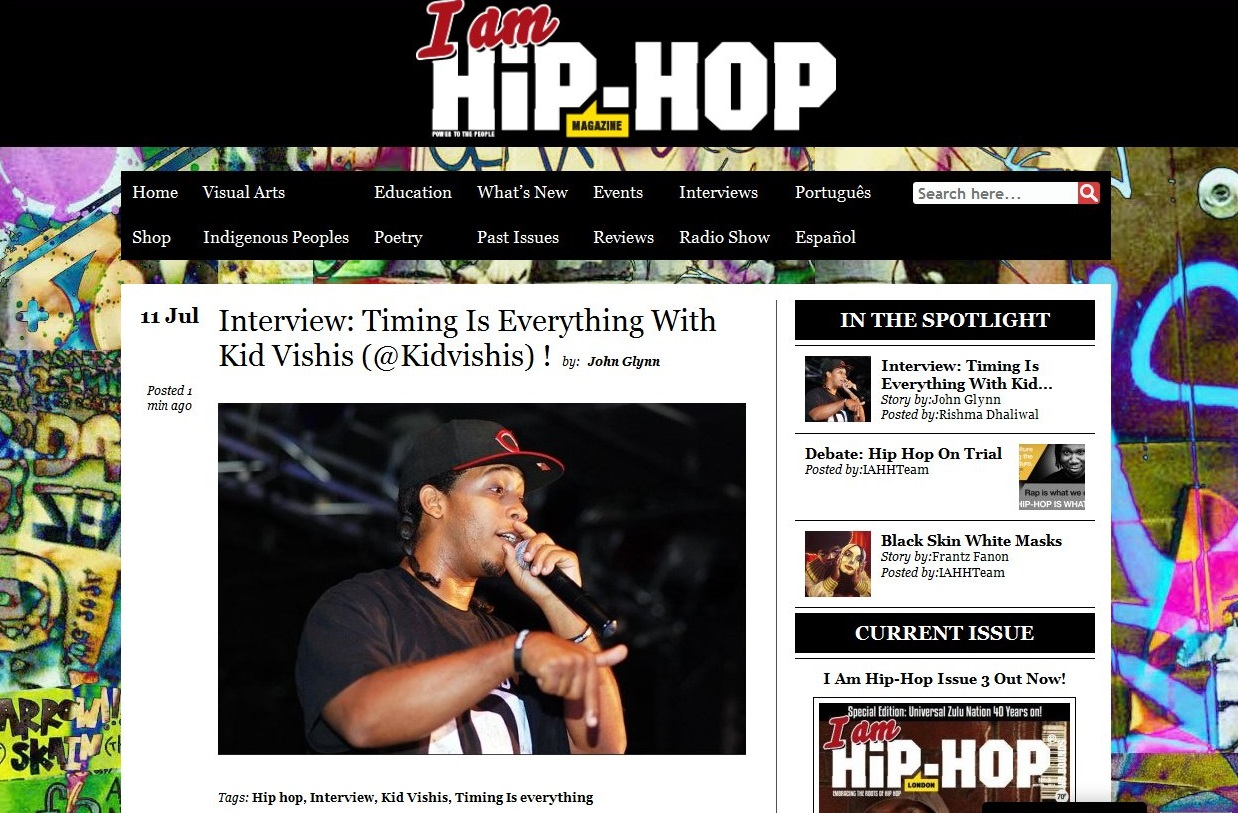 TimingIsEverything-IAmHipHopMag
