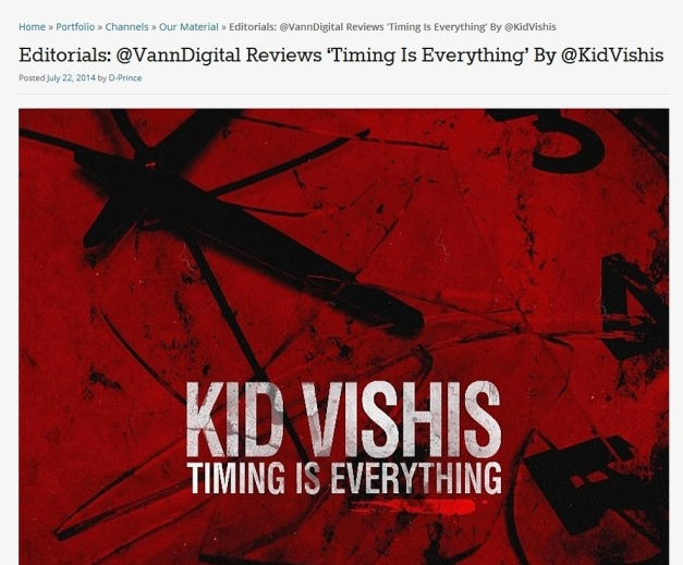 TimingIsEverything-VannDigital