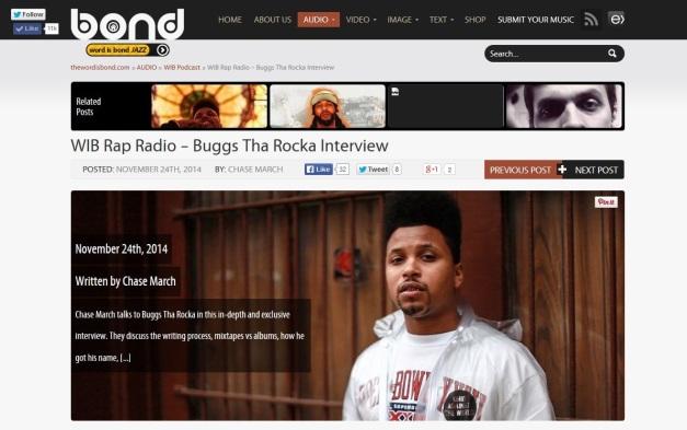 Buggs-TheWordisBond
