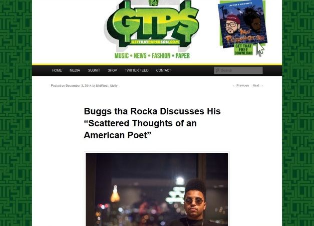 Buggs-GetThatPaperSon