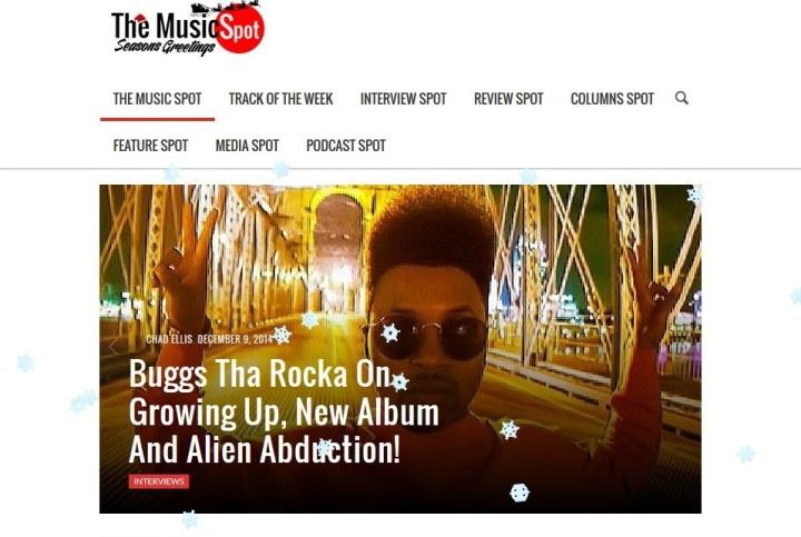 Buggs-TheMusicSpot