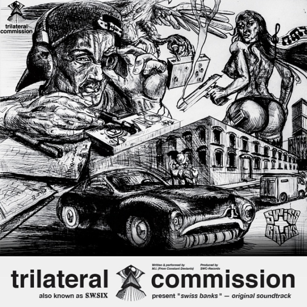 Trilateral Commission Swiss Banks