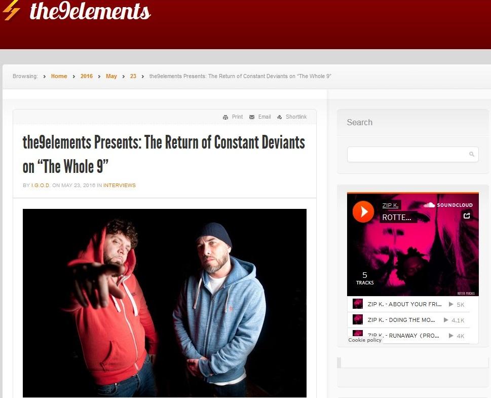 Omerta-The9Elements