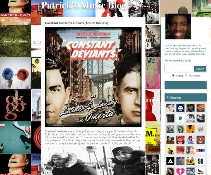 Omerta-Patrick'sMusicBlog